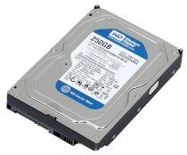 Western Digital Caviar Blue 250 GB - 7200rpm - 16MB Cache - Sata 3 (WD2500AAKX)