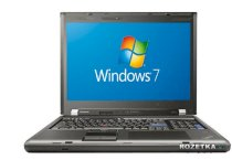 Lenovo ThinkPad W701 (2541A89) (Intel Core i7-820QM 1.73GHz, 4GB RAM, 320GB HDD, VGA NVIDIA Quadro FX 2800M, 17 inch, Windows 7 Professional 64 bit)