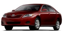Toyota Camry LE 2.5 AT 2011
