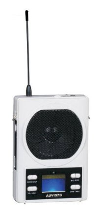 Máy trợ giảng Auvisys USA AM-253W