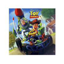 Toy story 1 – Story book