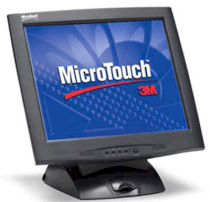 3M MicroTouch M1700SS 17 inch