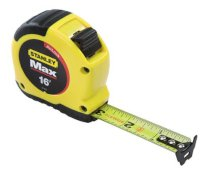 "Stanley MAX 33-692 - 16' x ¾"" Tape Measure with AirLock"