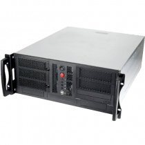 Server Cybertron Quantum QBA2420 4U Rackmount Server (AMD PHENOM II X6 1055T 2.80GHz, RAM DDR3 4GB, HDD SATA3 500GB, 4U Rackmount Chassis No PSU Chassis)