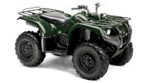 Yamaha Grizzly 350 4WD IRS 2011