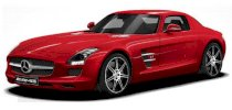 Mercedes-Benz SLS AMG Gullwing 2011