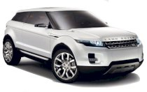 Land Rover Range Rover Evoque Dynamic Coupe 2.0 4WD MT 2012