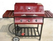 BBQ Oven