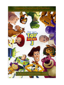 Toy story 3 – A read-aloud storybook