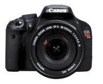 Canon EOS Rebel T2i (EOS 550D / EOS Kiss X4) (EF-S 18-135mm F3.5-5.6) Lens Kit