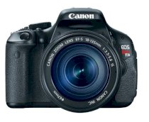 Canon EOS Rebel T3i (EOS 600D / EOS Kiss X5) (EF-S 18-135mm F3.5-5.6 IS) Lens Kit