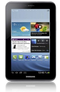 Samsung Galaxy Tab 2 7.0 (P3100) (Dual-core 1 GHz, 1GB RAM, 16GB Flash Driver, 7 inch, Android OS v4.0) Wifi Model