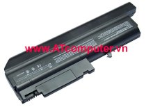 Pin IBM ThinkPad T40, T41, T42, T43, R50E, R51, R52 (9Cell, 6600mAh) (08K8214) Original
