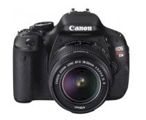 Canon EOS Rebel T3i (EOS 600D / EOS Kiss X5) (EF-S 18-55mm F3.5-5.6 IS II) Lens Kit