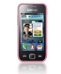 Samsung Wave S5753 Romantic Pink
