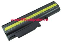 Pin IBM ThinkPad T40, T41, T42, T43, R50E, R51, R52 (6Cell, 4400mAh) (08K8214) Original