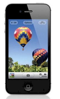 Apple iPhone 4S 32GB Black (Lock Version)