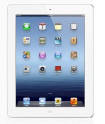 Apple The New iPad 64GB iOS 5 WiFi 4G Cellular - White