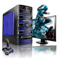 Máy tính Desktop CybertronPC Slayer FX Octa-Core Gaming PC (GM2221G) FX 8150 (AMD FX 8150 3.60GHz, RAM 4GB, HDD 2TB, VGA Radeon HD5450, Microsoft Windows 7 Home Premium 64bit, Không kèm màn hình)