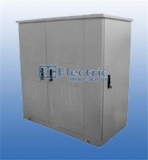 C-Rack Cabinet 27U-D600 Outdoor