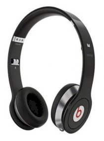 Monster Beats Solo HD High Definition On-Ear Headphones with ControlTalk