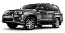 Lexus LX570 5.7 V8 AT 2013