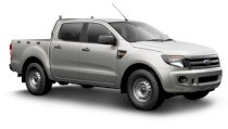 Ford Ranger Double Cab Wildtrak 4x4 2.2 AT 2012