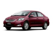 Toyota Vios 1.5J ABS AT 2012