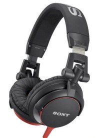 Tai nghe Sony MDR-V55 Red