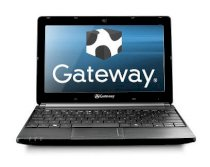 Gateway LT40 (Intel Atom N2600 1.6GHz, 2GB RAM, 320GB HDD, VGA Intel HD Graphics, 10.1 inch, Windows 7 Starter)