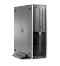 Máy tính Desktop HP Pro 6000 SFF Business PC (AT492AV) (Intel Pentium Dual-Core Processor E6700 3.2GHz, RAM 3GB, HDD 320GB, VGA GMA X4500, Windows 7 Professional, không kèm màn hình)