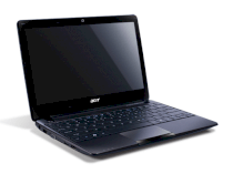 Acer Aspire One 722-0022 (LU.SFT02.176) (AMD Dual-Core C-60 1.0GHz, 4GB RAM, 500GB HDD, VGA ATI Radeon HD 6250, 11.6 inch, Windows 7 Home Premium 64 bit)