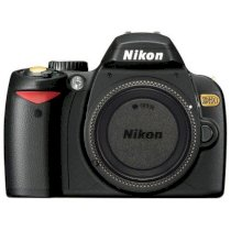 Nikon D60 Black Gold Special Edition Body
