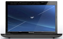 Lenovo B470 (Intel Core i3-2330M 2.2GHz, 4GB RAM, 500GB HDD, VGA Intel HD Graphics 3000, 13.3 inch, PC DOS)