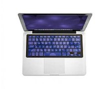iSkin Protouch Vibes Apple MacBook/Pro/Air PURPLE STAR GAZE keyboard cover