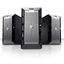 Server Dell PowerEdge 2900 III E5410 (Intel Xeon Quad Core E5410 2.33GHz, 2GB RAM, 3x 73GB SAS 15K HDD, 2x 930W)
