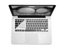 iSKIN ProTouch FX Apple MacBook/Pro/Air Thrill Black keyboard cover