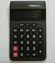 Truly Calculator 806A-8