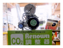 Đồng hồ CO2 RENOWN