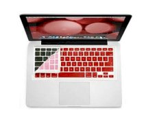 iSKIN ProTouch FX Apple MacBook/Pro/Air Delight Red keyboard cover