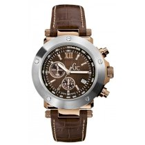 Đồng hồ Guess Men's Watches Guess Collection Gents Leather Strap 45003G1 - 2 4
