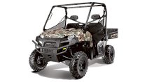 Polaris RANGER XP 800 Sunset Red LE 2012