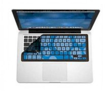 iSkin Protouch Vibes Apple MacBook/Pro/Air BLUE DAY DREAM keyboard cover