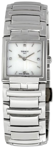 Tissot Women's T051.310.11.116.00 Mother-Of-Pearl Dial T Evocation Watch Be the first to review this item | Like (0)