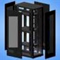 C-RACK SYSTEM CABINET 19 INCHES 10U - D600 (Bánh xe)