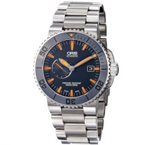 New Oris 64376547185MB Maldives Limited Edition Divers Mens Watch