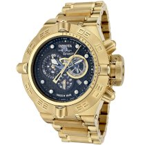 Invicta Men's 6554 Subaqua Noma IV Collection Chronograph 18k Gold-Plated Watch