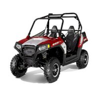 Polaris RANGER RZR 800 EPS Sunset Red LE 2012