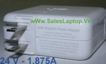 Apple 45W MagSafe Power Adapter for MacBook Air (MB283LL/A)
