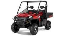 Polaris RANGER XP 800 EPS Sunset Red LE 2012